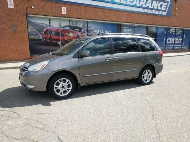 2004 Toyota Sienna 4 Dr XLE Limited AWD Passenger Van