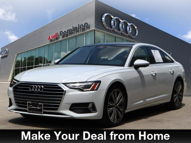 Used 2021 Audi A6 for Sale Right Now - CarGurus