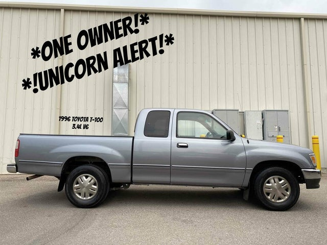 1996 Toyota T100 2 Dr DX Extended Cab SB