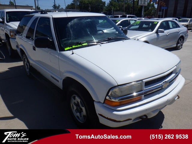 used 2002 chevrolet blazer ls 2 door 4wd for sale with photos cargurus cargurus