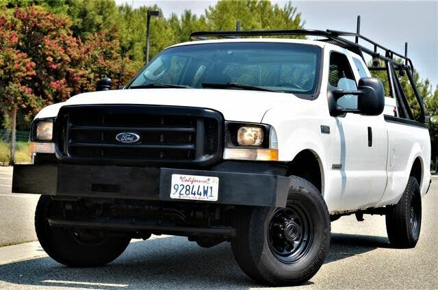 2003 Ford F-250 Super Duty XLT 4WD Extended Cab SB