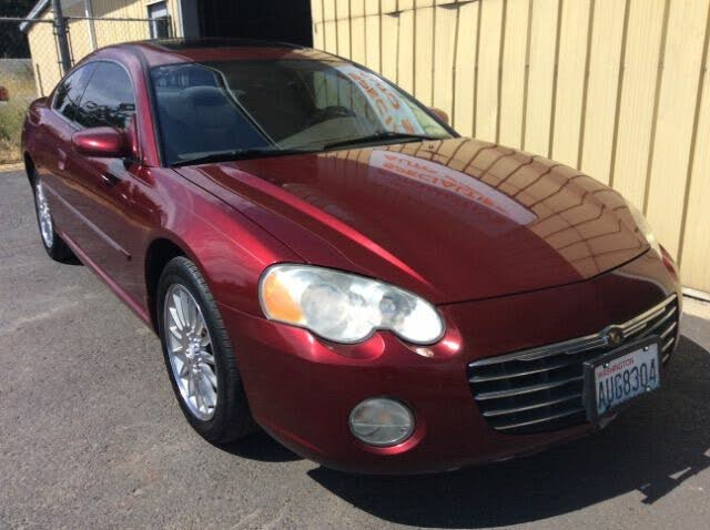2005 Chrysler Sebring Limited Coupe FWD