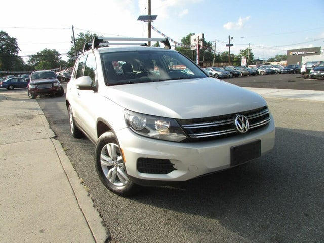 2012 Volkswagen Tiguan SEL 4Motion AWD