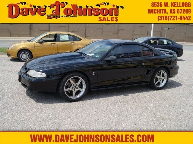 1994 Ford Mustang SVT Cobra Coupe