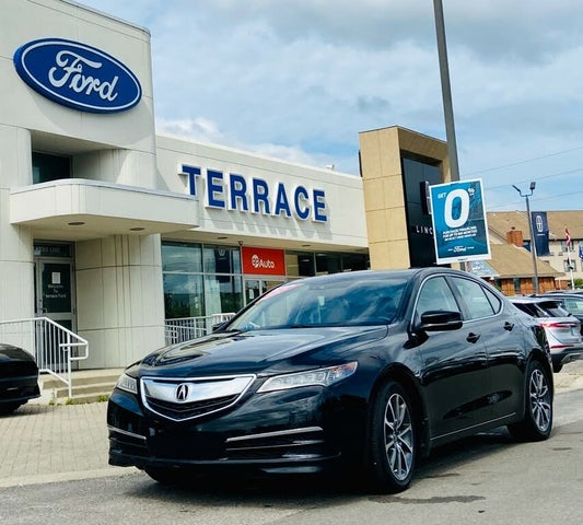 Used Acura TLX V6 SH-AWD With Technology Package For Sale