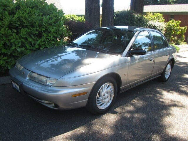 1999 Saturn S-Series 4 Dr SL2 Sedan