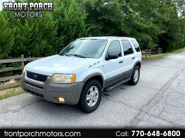 2002 Ford Escape XLT FWD