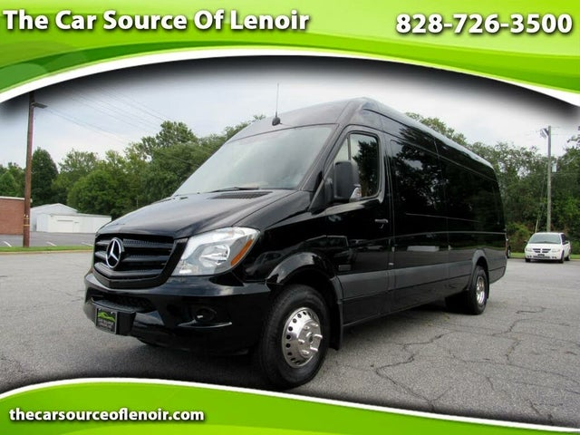 2016 Mercedes-Benz Sprinter Cargo 3500 170 High Roof Extended DRW RWD