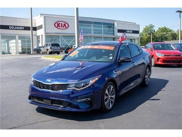2020 Kia Optima SX Turbo FWD