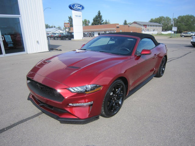 2019 Ford Mustang EcoBoost Premium Convertible RWD