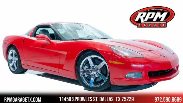 2007 Chevrolet Corvette Coupe RWD
