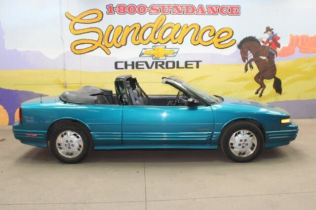 1992 Oldsmobile Cutlass Supreme 2 Dr STD Convertible