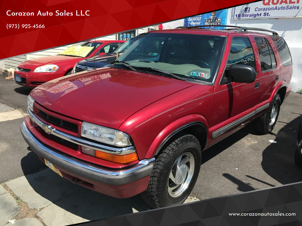 50 Best 2001 Chevrolet Blazer For Sale Savings From 2 719