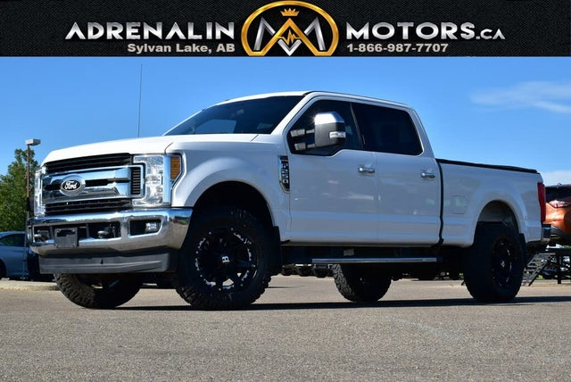 2017 Ford F-250 Super Duty XLT Crew Cab 4WD