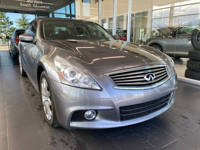 2012 INFINITI G37 x Sport Appearance Edition Sedan AWD