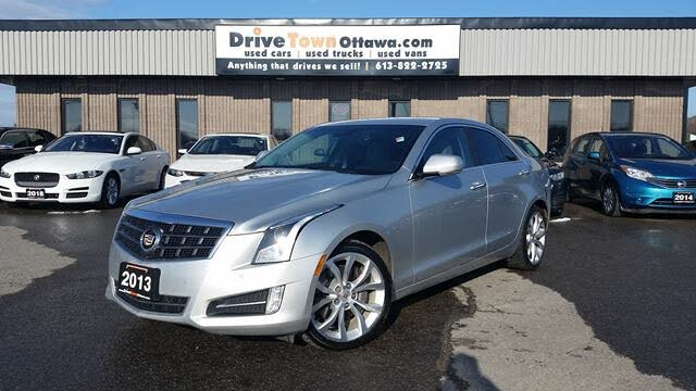 2013 Cadillac ATS 2.0T Performance AWD