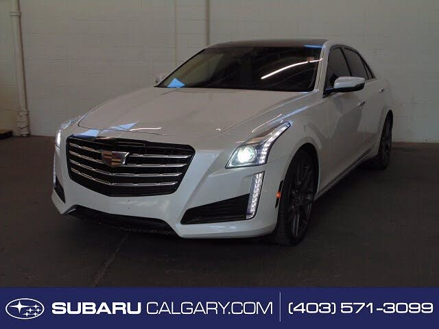 2018 Cadillac CTS 3.6L Luxury AWD