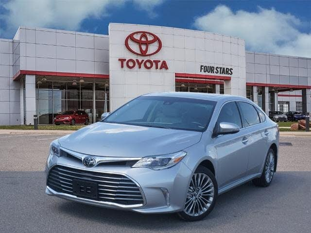 used 2018 toyota avalon for sale right now cargurus used 2018 toyota avalon for sale right