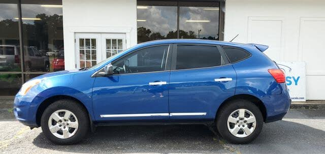 used 2011 nissan rogue s krom edition awd for sale right now cargurus 2011 nissan rogue s krom edition awd