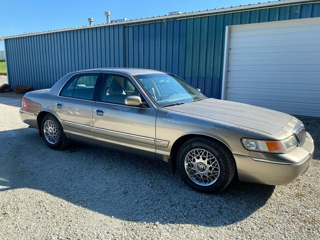 used 2001 mercury grand marquis gs for sale right now cargurus used 2001 mercury grand marquis gs for
