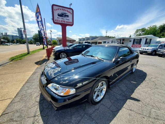 1995 Ford Mustang SVT Cobra Coupe