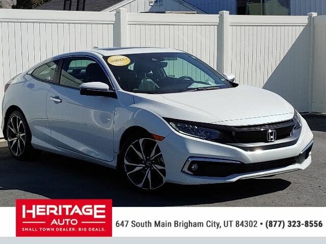 2019 Honda Civic Coupe Touring FWD