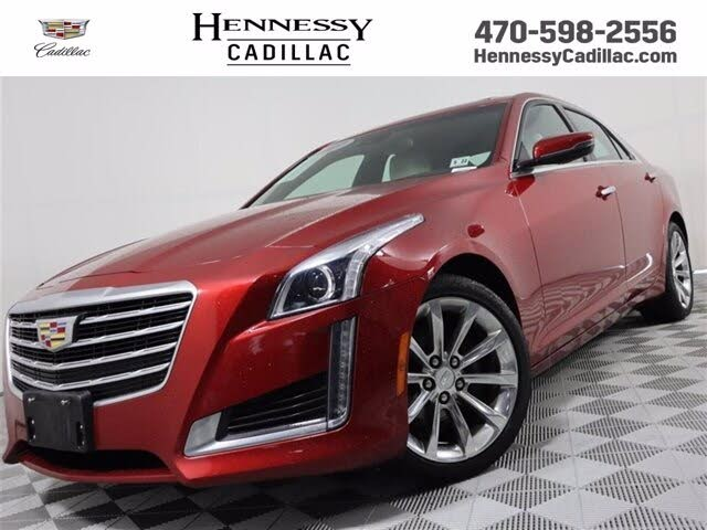 2017 Cadillac CTS 2.0T Luxury AWD
