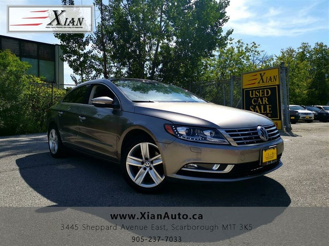 2013 Volkswagen CC 2.0T Sport FWD with Lighting Package
