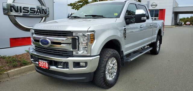 2018 Ford F-250 Super Duty XLT Crew Cab 4WD