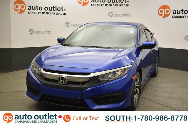 2016 Honda Civic LX