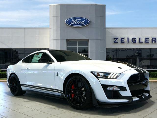 2020 Ford Mustang Shelby GT500 Fastback RWD for Sale in ...