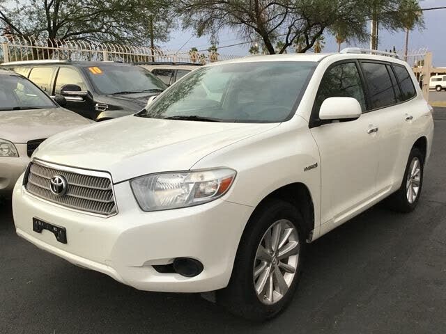 2007 Toyota Highlander Hybrid Limited AWD for Sale in ...