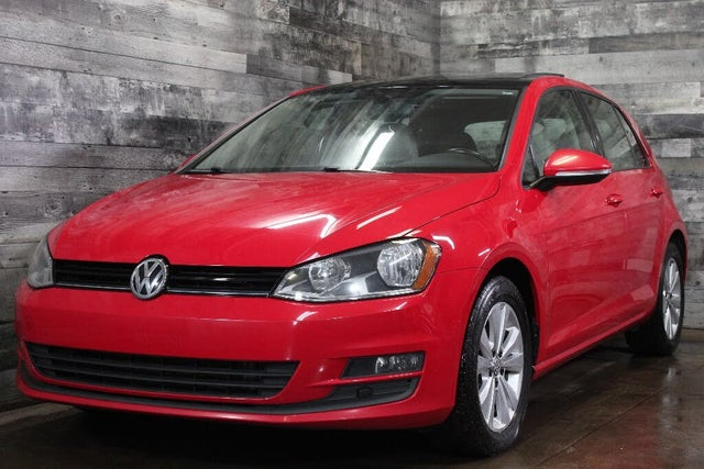 2015 Volkswagen Golf TDI Highline