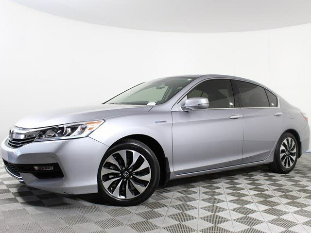 2017 Honda Accord Hybrid EX-L