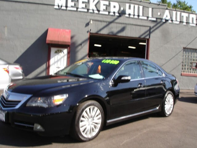 2011 Acura RL SH-AWD with Technology Package