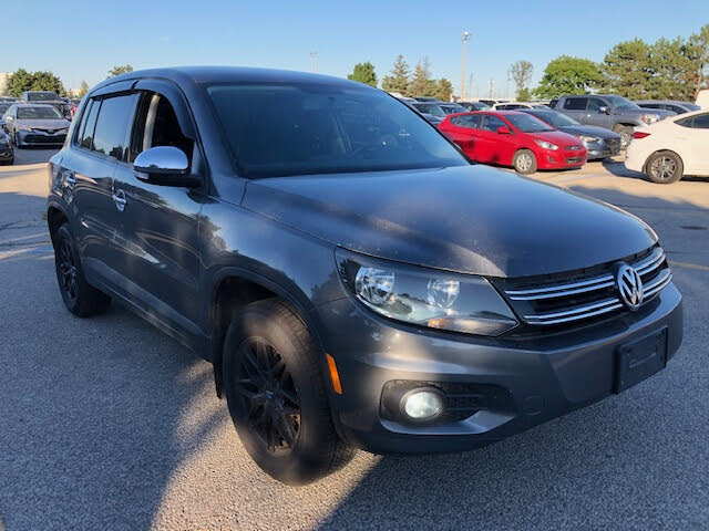 2015 Volkswagen Tiguan AWD Comfortline