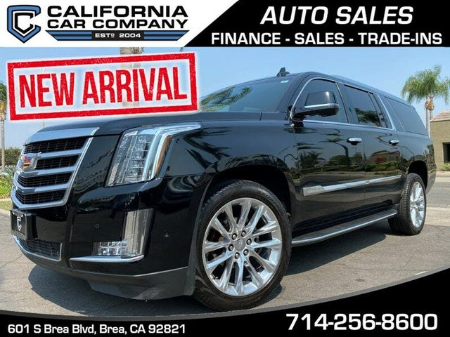 2017 Cadillac Escalade ESV Luxury RWD
