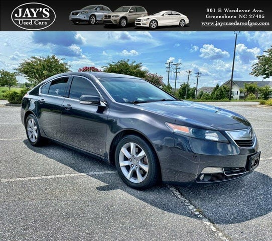 Used Acura TL For Sale In Greensboro, NC