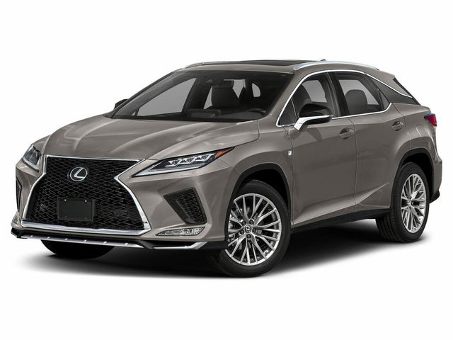 Used 2020 Lexus Rx 350 F Sport Performance Fwd For Sale With Photos Cargurus