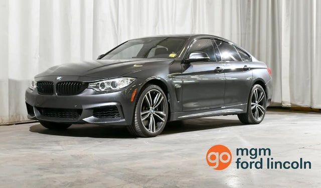 2015 BMW 4 Series 435i xDrive Gran Coupe AWD