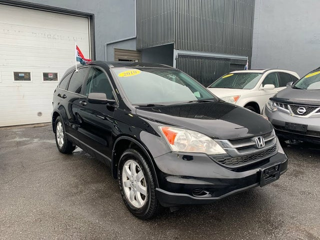 2010 Honda CR-V LX AWD