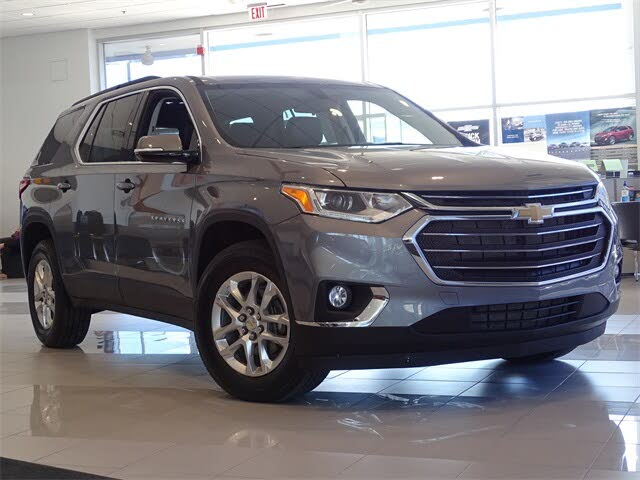 2020 Chevrolet Traverse LT Leather FWD