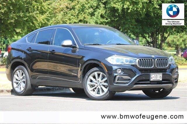 2017 BMW X6 xDrive35i AWD