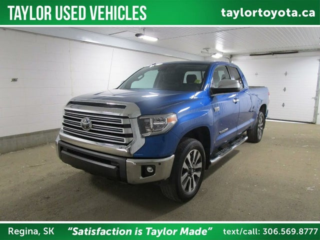 2018 Toyota Tundra Limited Double Cab 5.7L 4WD