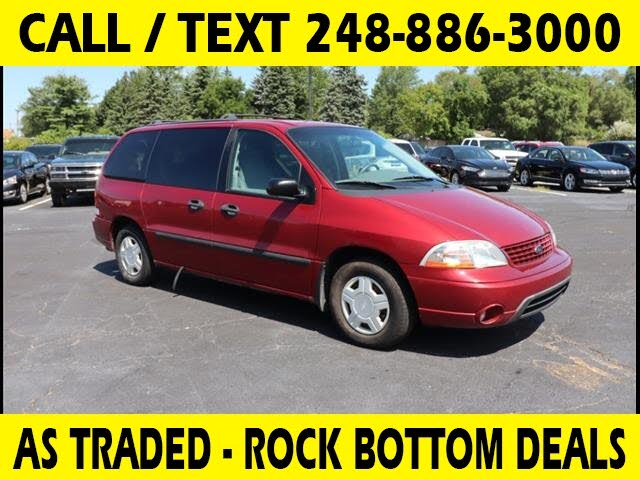 used 2002 ford windstar lx for sale right now cargurus used 2002 ford windstar lx for sale