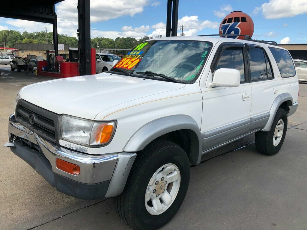 View 1997 Toyota 4Runner For Sale