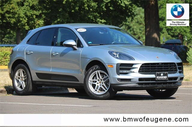 Used 2019 Porsche Macan For Sale With Photos Cargurus