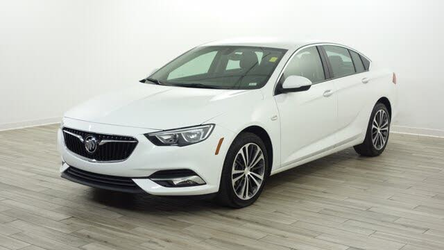 2019 Buick Regal Sportback Preferred II FWD