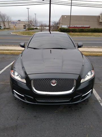 2015 Jaguar XJ-Series XJ Supercharged RWD