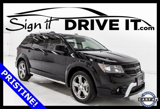 2016 Dodge Journey Crossroad Plus FWD
